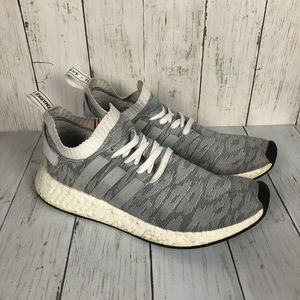 Adidas NMD R2 Boost Primeknit Running Shoes